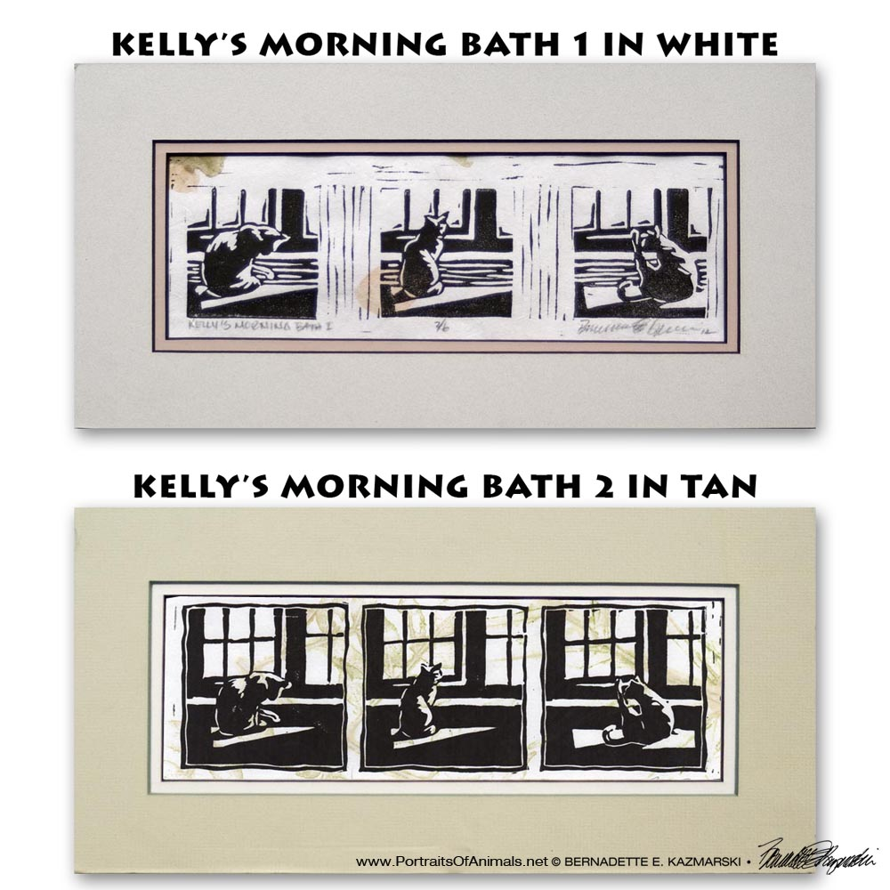 Kelly's Morning Bath samples