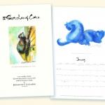 12 Sketches of Cats Calendar