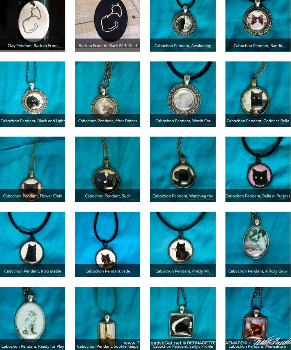 The current jewelry page.