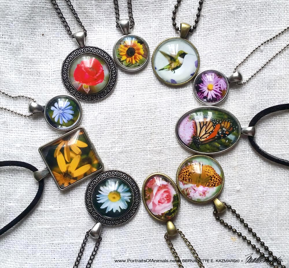 Cabochons from nature