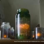 New handmade votives