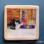 """Darling Clementine 2"""" Square Magnet"""