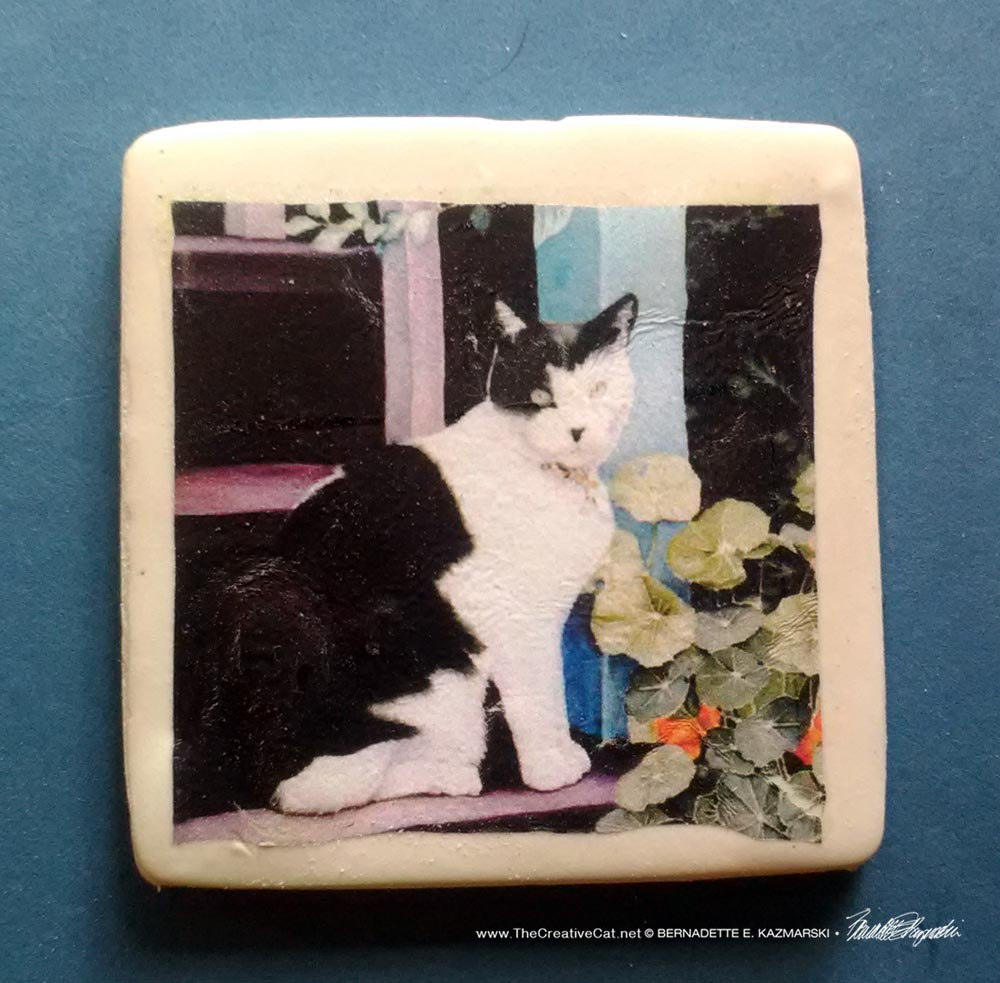 """A Few of My Favorite Things 2"""" Square Magnet"""