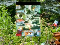 22 Cats Garden Flag, Tote Bag, Accessory Bag and a Discount